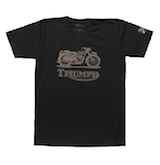 Triumph Men's Vintage Discharge T-Shirt